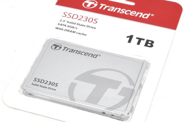 Жесткий диск SSD 1TB Transcend TS1TSSD230S, фото 2