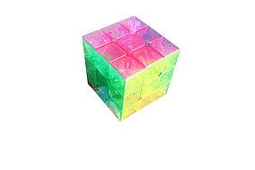 Кубик 3х3 прозрачный 789
