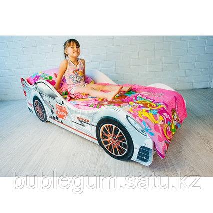 Детская кровать-машина «Безмятежность»