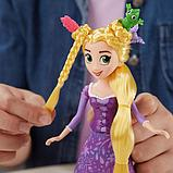 Рапунцель классическая кукла с модной прической, фото 2