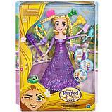 Рапунцель классическая кукла с модной прической, фото 3