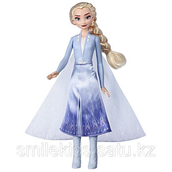 Эльза в сверкающем платье холодное сердце 2