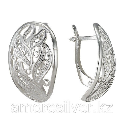 Серебряные серьги  Красная Пресня 3302185б