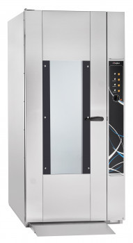 Шкаф расстоечный тепловой ШРТ-18, для тележек ТШГ-11-8-6 (11 х 800х600мм), ТШГ-14-8-6 (14 х 800х600мм), ТШГ-18