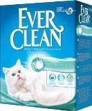 Ever Clean 10л, Aqua Breeze с ароматом морской свежести наполнитель для кошачьего туалета