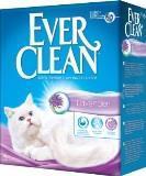 Ever Clean 10л, Lavender с ароматом лаванды наполнитель для кошачьего туалета