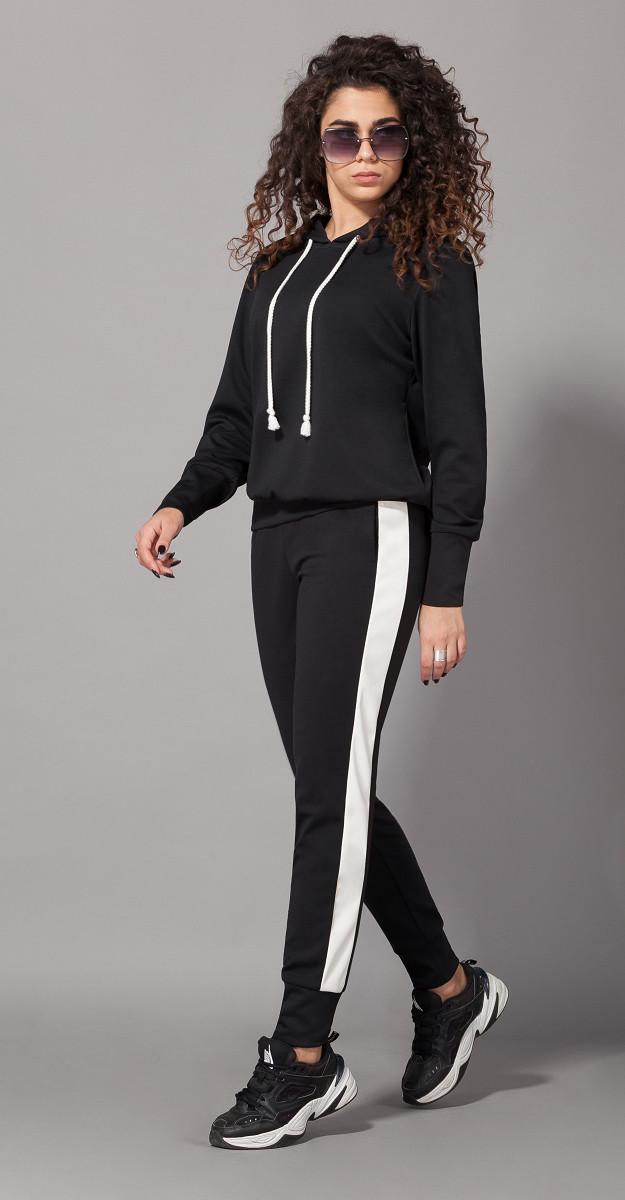 Спортивная одежда Сч@стье-7042/1, черный, 44