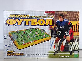 Мини-Футбол настольная игра. Производство Россия. Отличное качество.