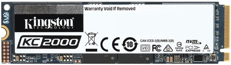 Жесткий диск SSD 250GB Kingston SKC2000M8/250G M2