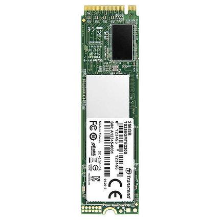 Жесткий диск SSD 256GB Transcend TS256GMTE220S M2, фото 2