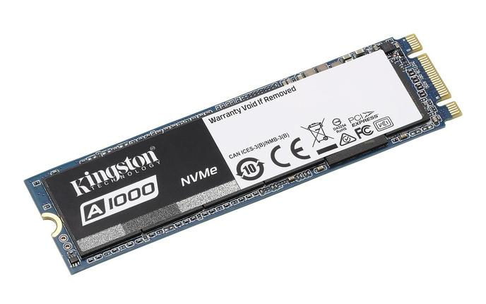 Жесткий диск SSD 480GB Kingston SA1000M8/480G M2, фото 2