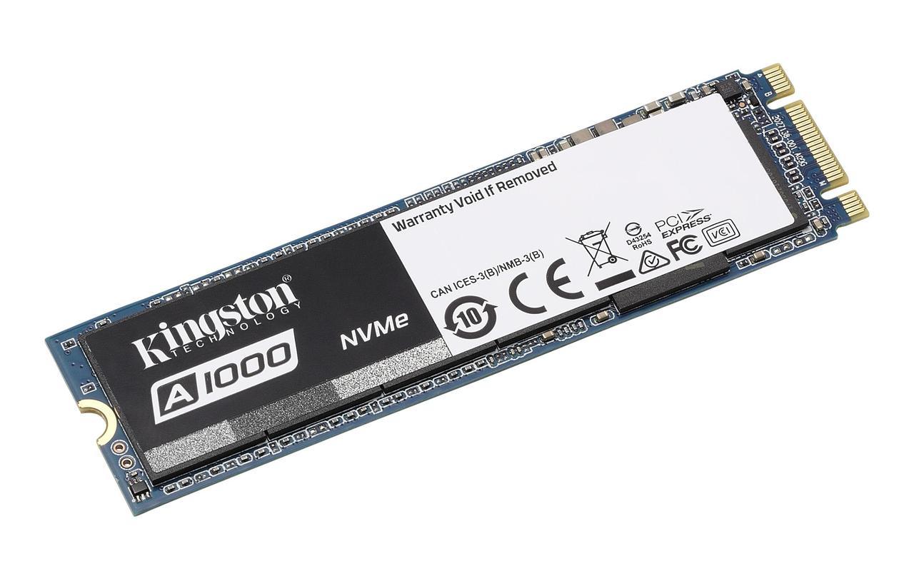 Жесткий диск SSD 480GB Kingston SA1000M8/480G M2