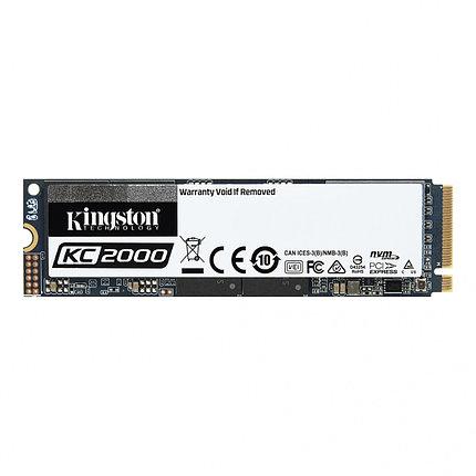 Жесткий диск SSD 480GB Kingston SKC2000M8/500G M2, фото 2