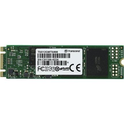 Жесткий диск SSD 512GB Transcend TS512GMTS800S, фото 2