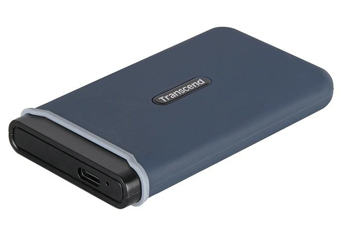 Жесткий диск SSD внешний 960GB Transcend TS960GESD350C