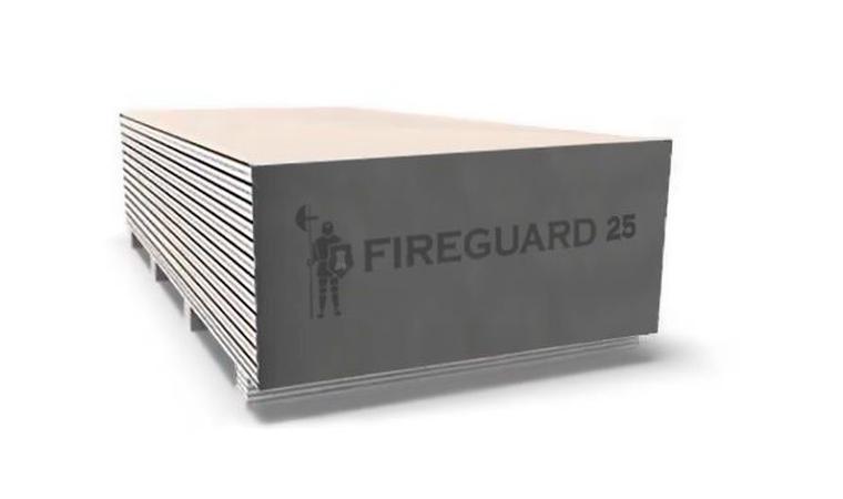 Огнезащитная плита FireGuard 25
