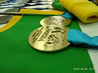 медали из латуни