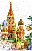 """Пакет фасов. ПП 25х40 см """"Кремль"""", 100 шт"""