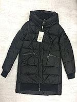 Зимние удлинённые  куртки Lora Duvetti  на подростков