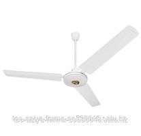 Вентилятор потолочный с металлическими лопастями  1050 см