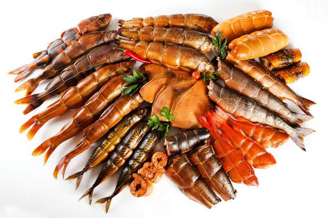 Производство соленой и копченой рыбы