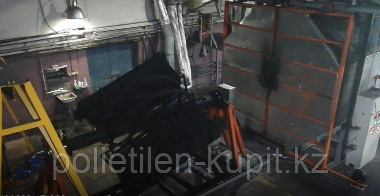 Оборудование для ротационного формования, ротомолдинга (Ротомашина)