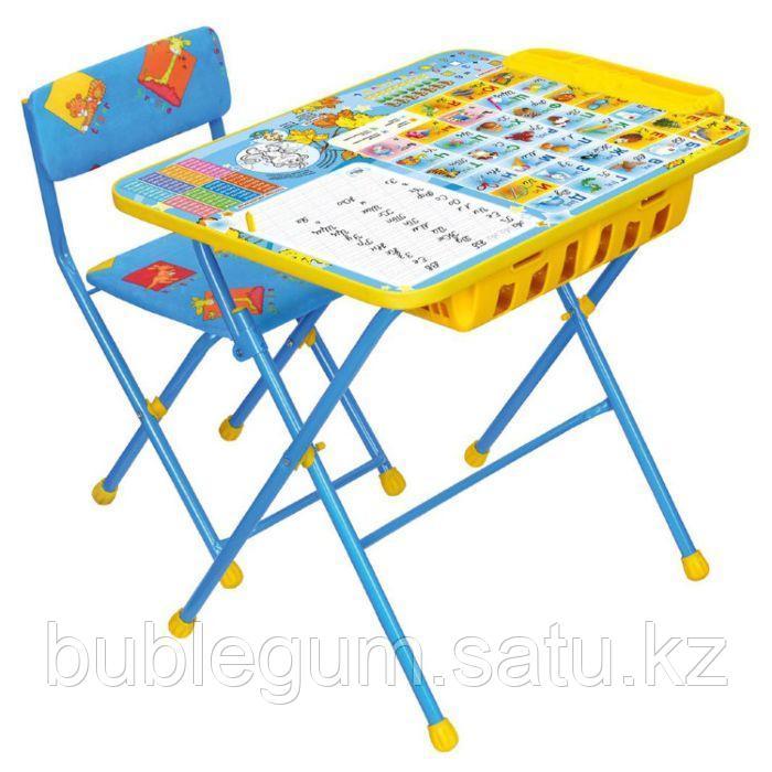 Наборы мебели (стол +мягкий стул) полочка для книг