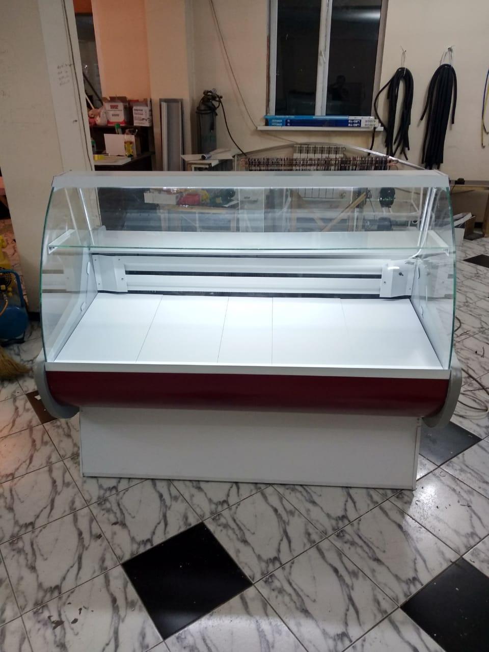 """Холодильная витрина """"Эконом""""  1.50"""