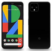 Google Pixel 4 128GB Black