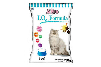 Сухой корм для кошек Aпрo, Говядина
