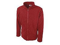 Куртка флисовая Seattle мужская, красный