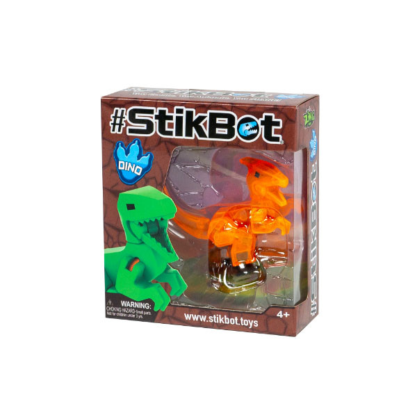 STIKBOT TST622DN Стикбот - Динозавр в ассортименте
