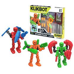 STIKBOT TST2600 Стикбот Студия Klikbot, создай Кликбота - супергероя