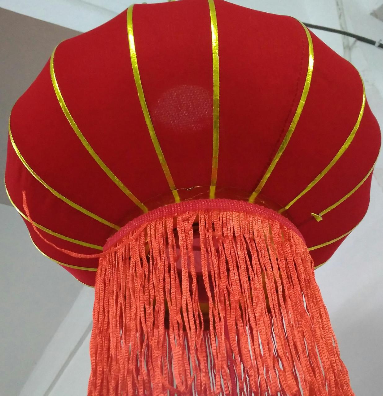 Китайский фонарик, D 60 см
