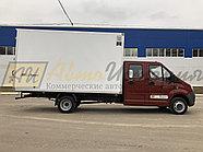 Газель Next - фермер (дизель). Промтоварный фургон 3 м., фото 2