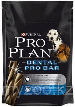 Pro Plan Dental Pro Bar, Про План Дентал лакомство для здоровья полости рта, для собак, уп.150гр.