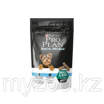 Pro Plan Dental Pro Bar MINI, Про План Дентал лакомство для здоровья полости рта, для собак, уп.150гр.
