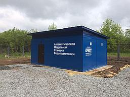 Автоматическая модульная станция водоподготовки АМСВ КРАВТ
