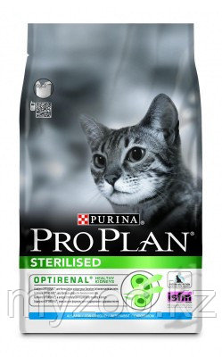 Pro Plan Adult Sterilised Rabbit, Про План корм для стерилизованных кошек с кроликом, уп. 3кг.