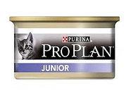 PRO PLAN JUNIOR, уп.24*бан. 85гр. |Про План Джуниор, мусс для котят с курицей|, фото 2