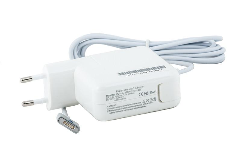 Блок питания для ноутбуков PowerPlant APPLE 220V, 14.85V 45W 3.05A (MagSafe2)