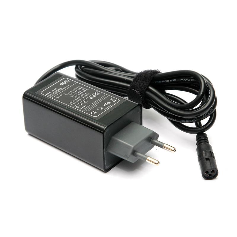 Универсальный блок питания для ноутбуков PowerPlant AD-390 220V, 90W
