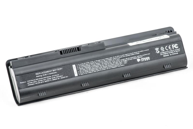 Аккумулятор PowerPlant для ноутбуков HP Presario CQ42 (HSTNN-CB0X, H CQ42 3S2P) 10.8V 5200mAh