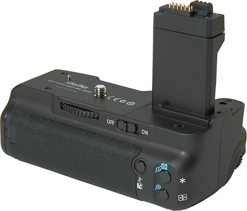 Батарейный блок Meike Canon 450D, 500D, 1000D (Canon BG- E5)