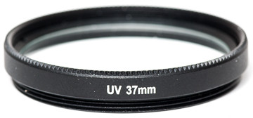 Светофильтр PowerPlant UV 37 мм