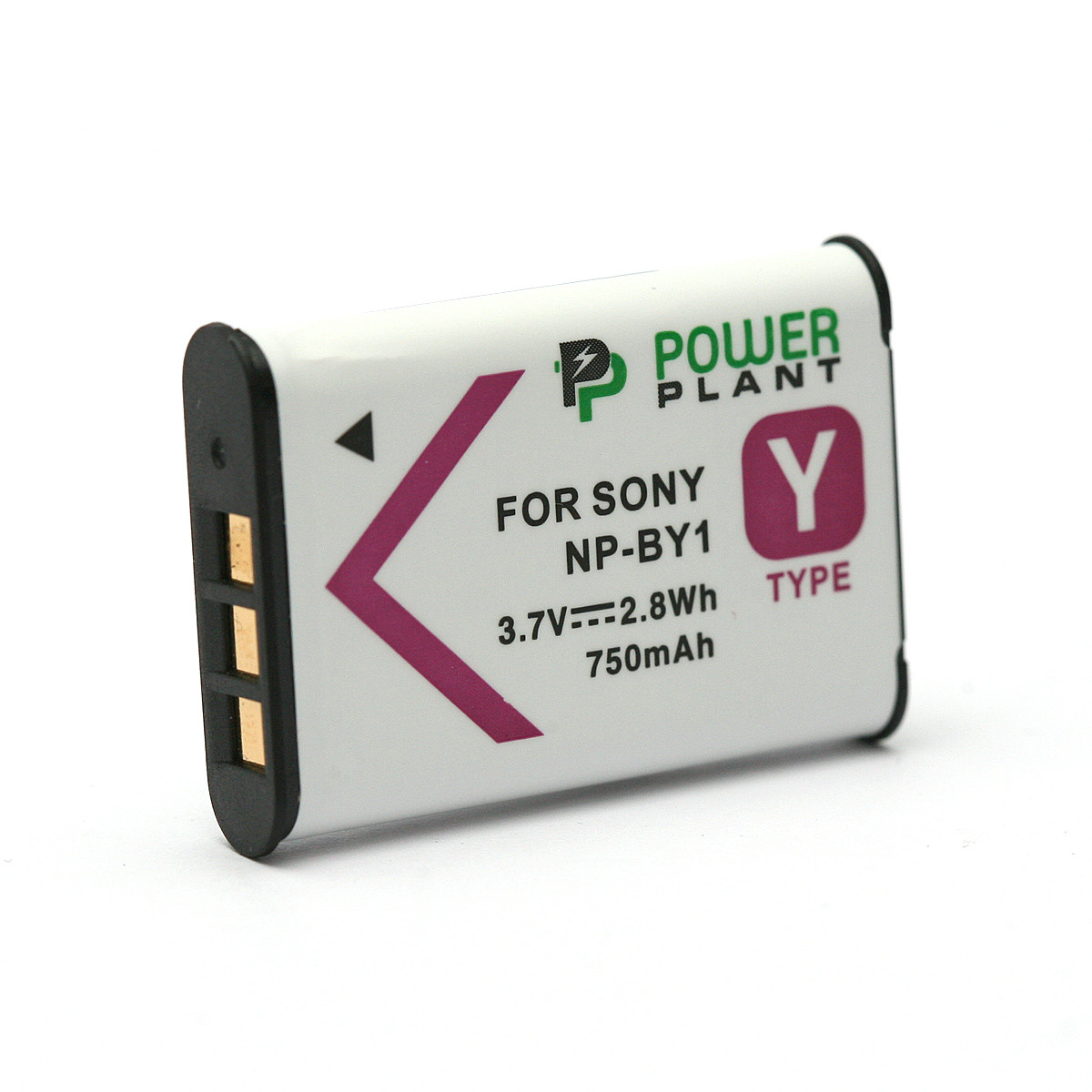 Aккумулятор PowerPlant Sony NP-BY1 750mAh