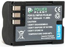 Аккумулятор PowerPlant Olympus PS-BLM1 1600mAh
