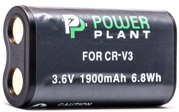 Аккумулятор PowerPlant Olympus LI-O1B, CRV3 1900mAh