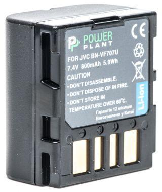 Аккумулятор PowerPlant JVC BN-VF707U 800mAh