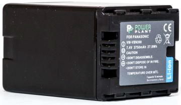 Аккумулятор PowerPlant Panasonic VW-VBN390 3750mAh
